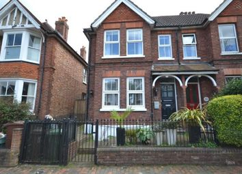 Thumbnail 3 bed semi-detached house for sale in Stephens Road, Tunbridge Wells, Kent