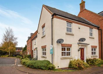 Thumbnail 2 bed mews house for sale in Abrahams Close, Bedford