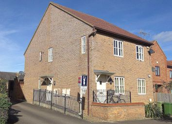 Thumbnail 2 bedroom flat for sale in Garwood Crescent, Grange Farm, Milton Keynes