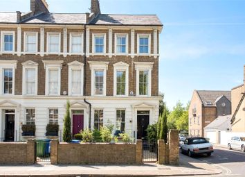 Thumbnail End terrace house for sale in Trafalgar Avenue, London