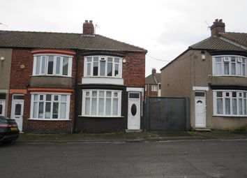 Thumbnail 3 bed end terrace house for sale in Thornton Street, North Ormesby, Middlesbrough