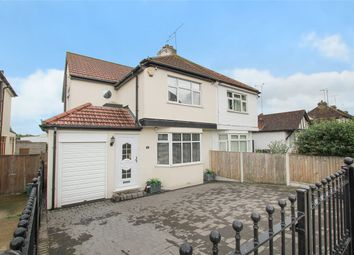 Thumbnail 3 bed semi-detached house for sale in Hood Avenue, Poverest, Kent