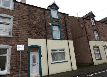Thumbnail 4 bed end terrace house for sale in Gladstone Street, Workington, Cumbria