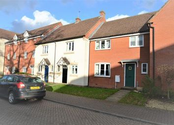 Thumbnail 2 bed terraced house for sale in Kestrel Close, Tiverton