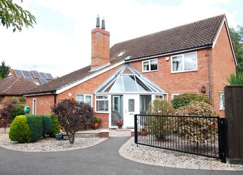 Thumbnail 5 bedroom detached house for sale in Lancaster Drive, Martlesham Heath, Ipswich