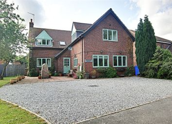 Thumbnail 5 bed detached house for sale in Carr Lane, Weel, Beverley, East Yorkshire