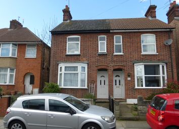 Thumbnail 3 bedroom property to rent in Wallace Road, Ipswich