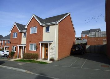 Thumbnail 3 bed semi-detached house for sale in Beauchamp Drive, Newport