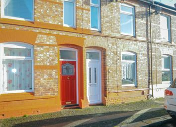 Thumbnail 2 bed terraced house to rent in Marbury Street, Latchford, Warrington