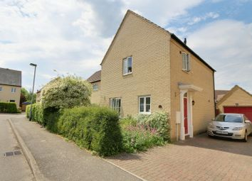 Thumbnail 3 bed detached house for sale in Brooke Grove, Ely