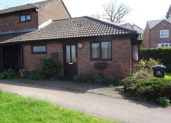 Thumbnail 1 bed semi-detached bungalow for sale in Old Vicarage Court, Coleford