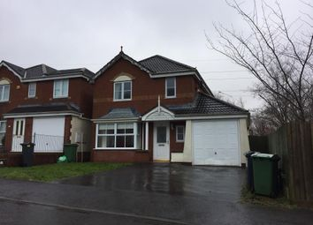 Thumbnail 4 bed detached house to rent in Youghal Close, Pontprennau, Cardiff