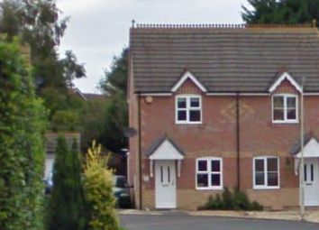 Thumbnail 2 bedroom semi-detached house to rent in Glebelands, Thatcham