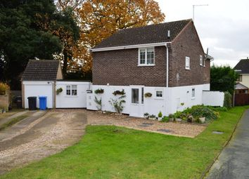 Thumbnail 4 bed detached house for sale in Wigmore Close, Ipswich