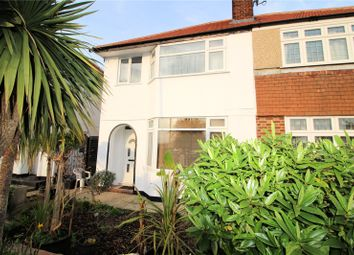 Thumbnail 3 bed semi-detached house for sale in Brook Street, Northumberland Heath, Kent