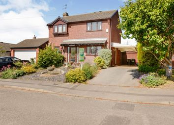 Thumbnail 4 bed detached house for sale in Leen Close, Bestwood Village, Nottingham