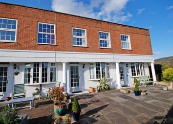 Thumbnail 2 bed terraced house to rent in Culver Gardens, Victoria Road, Sidmouth