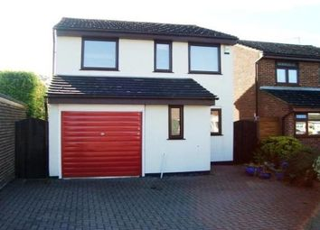 Thumbnail 3 bed detached house to rent in Chatley Road, Great Leighs, Chelmsford