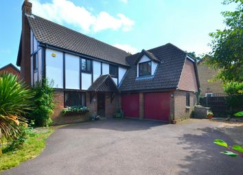 Thumbnail 4 bed detached house for sale in Tawny Crescent, Hartford, Huntingdon, Cambridgeshire