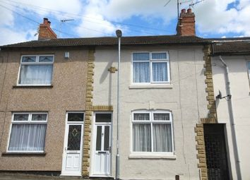Thumbnail 2 bed terraced house for sale in Lancaster Road, Kettering