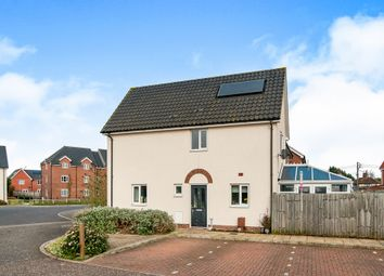 Thumbnail 2 bed semi-detached house for sale in Bartrums Mews, Diss