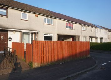 Thumbnail 2 bed end terrace house for sale in Burns Drive, Glasgow
