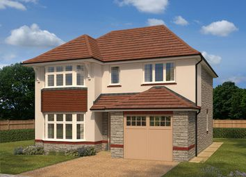 "Thumbnail 4 bedroom detached house for sale in ""Oxford+"" at Cowbridge Road, St. Nicholas, Cardiff"