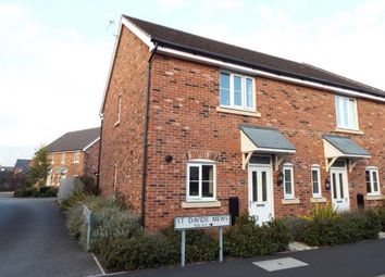 Thumbnail End terrace house for sale in St. Davids Mews, Abbey Park Way, Weston, Crewe