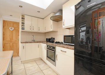Thumbnail 3 bed flat to rent in Earlsmead Road, London