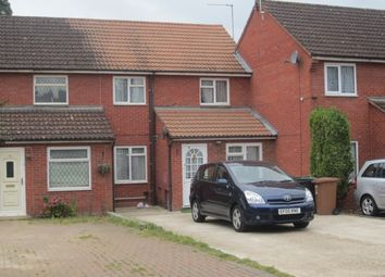Thumbnail 4 bed terraced house to rent in Silk Mill Road, Watford