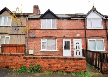 3 bed terraced house for sale in Mary Street, Langwith, Mansfield NG20