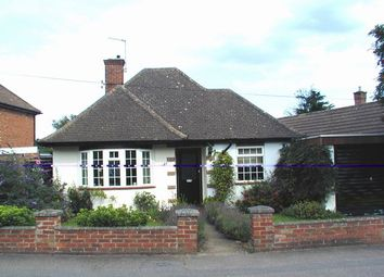 Thumbnail 2 bed bungalow to rent in Plume Avenue, Colchester, Essex
