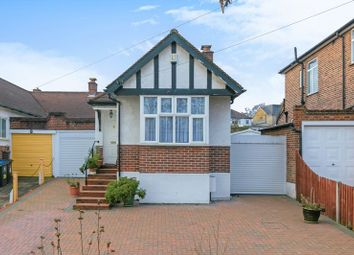 Thumbnail 2 bed semi-detached bungalow for sale in Southwood Drive, Tolworth, Surbiton