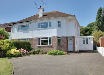 3 bed semi-detached house for sale in Mulberry Lane, Goring By Sea, Worthing, West Sussex BN12