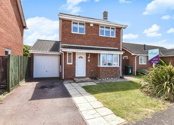 Thumbnail 3 bed detached house for sale in Shalbourne Crescent, Bracklesham Bay