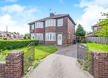 Thumbnail 3 bed semi-detached house for sale in Wheatley Hall Road, Wheatley, Doncaster