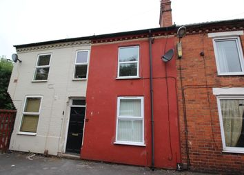 Thumbnail 4 bed terraced house for sale in Eastfield Street, Lincoln