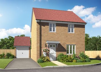 Thumbnail 3 bed detached house for sale in Gipping Road, Great Blakenham, Ipswich
