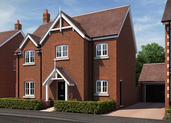"""Thumbnail 4 bed detached house for sale in """"The Whitworth"""" at The Ridge, Blunsdon, Swindon"""