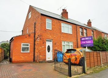 Thumbnail 3 bed semi-detached house for sale in Leafield, Retford