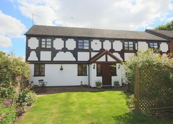 Thumbnail 4 bed semi-detached house for sale in Stableford Court, Stableford, Newcastle-Under-Lyme