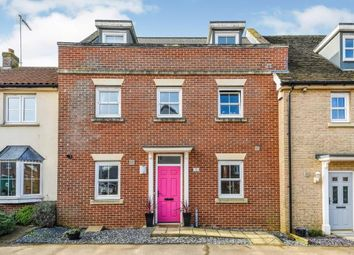 Thumbnail 4 bed semi-detached house for sale in Downham Market, Norfolk