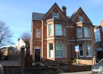 Thumbnail 9 bed town house to rent in Polsloe Road, Exeter, Devon