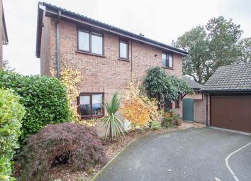 Thumbnail 4 bedroom detached house for sale in Maristow Close, Plymouth