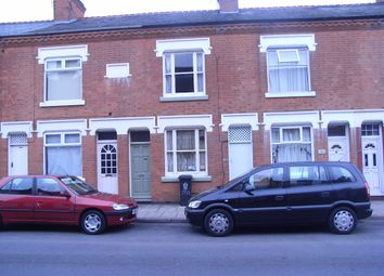Thumbnail 1 bed flat to rent in Tudor Road, Leicester