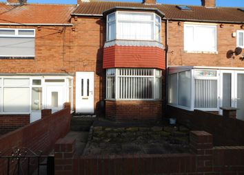 Thumbnail 2 bed terraced house to rent in Meadow Avenue, Blackhall Colliery, Hartlepool