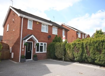 Thumbnail 2 bed semi-detached house for sale in Cox Close, Bidford On Avon