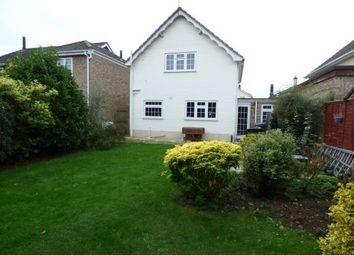 Thumbnail 3 bed link-detached house for sale in Horringer, Bury St. Edmunds, Suffolk