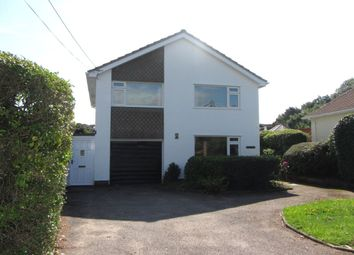 Thumbnail 4 bed detached house to rent in Ice House Lane, Sidmouth