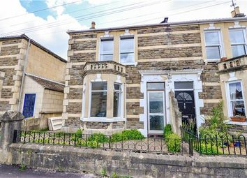 Thumbnail 3 bedroom semi-detached house for sale in Cynthia Road, Bath